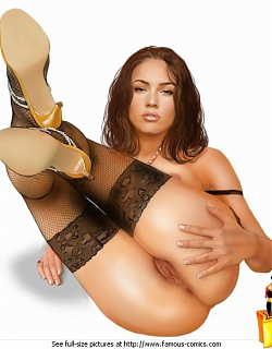 Big-ass Megan Fox