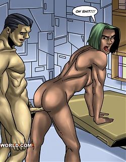 3D Gay Porn