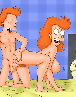 Toon redheads are the hottest