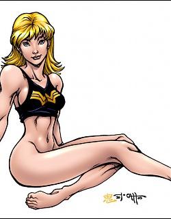 Nicole Heat Porn Comics