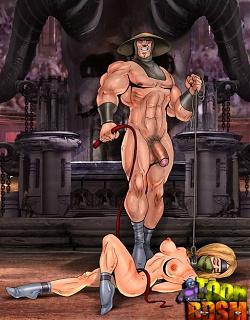 Mortal Kombat gets even rougher