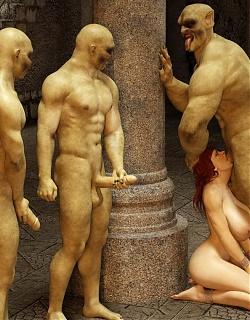 3D Evil Monsters porn